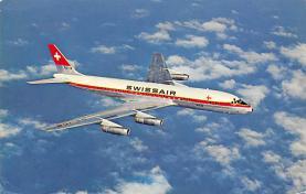 sub060957 - Airplane Post Card