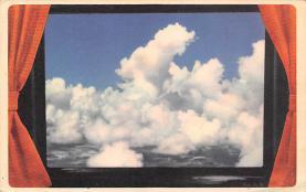 sub060959 - Airplane Post Card