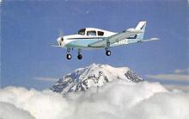 sub061007 - Airplane Post Card