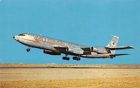 sub061023 - Airplane Post Card