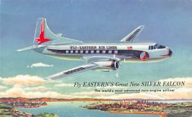 sub061035 - Airplane Post Card