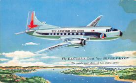 sub061043 - Airplane Post Card