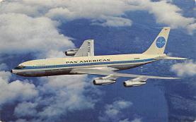 sub061047 - Airplane Post Card