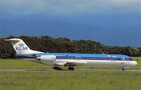 sub061051 - Airplane Post Card