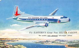 sub061053 - Airplane Post Card