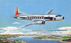 sub061057 - Airplane Post Card