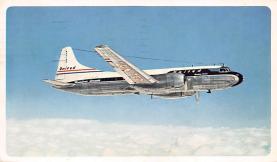 sub061065 - Airplane Post Card