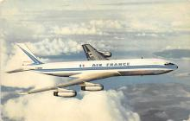 sub061085 - Airplane Post Card