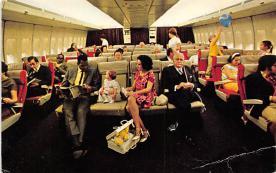 sub061087 - Airplane Post Card