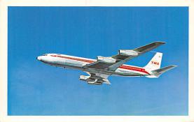 sub061089 - Airplane Post Card