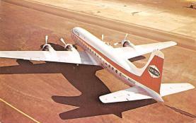 sub061109 - Airplane Post Card