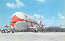 sub061115 - Airplane Post Card