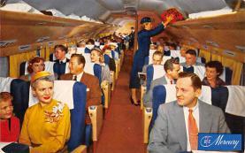 sub061125 - Airplane Post Card