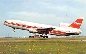 sub061135 - Airplane Post Card
