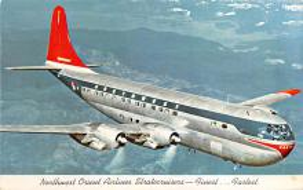 sub061151 - Airplane Post Card