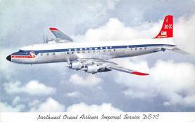 sub061153 - Airplane Post Card
