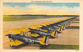 sub061159 - Airplane Post Card