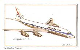 sub061161 - Airplane Post Card