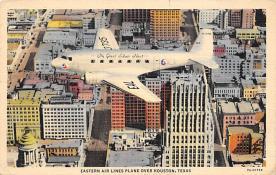 sub061165 - Airplane Post Card