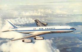 sub061189 - Airplane Post Card