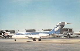 sub061211 - Airplane Post Card