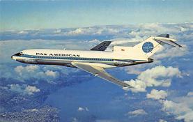 sub061217 - Airplane Post Card