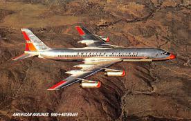 sub061223 - Airplane Post Card
