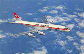 sub061231 - Airplane Post Card