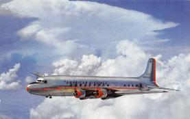 sub061241 - Airplane Post Card