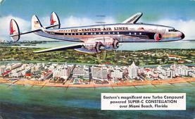 sub061251 - Airplane Post Card