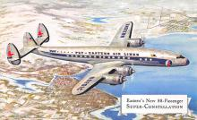 sub061257 - Airplane Post Card