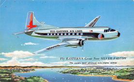sub061259 - Airplane Post Card