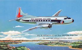 sub061261 - Airplane Post Card