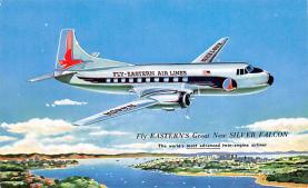 sub061263 - Airplane Post Card