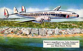 sub061265 - Airplane Post Card
