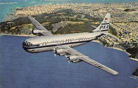 sub061275 - Airplane Post Card