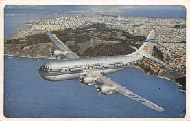 sub061277 - Airplane Post Card