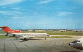 sub061293 - Airplane Post Card