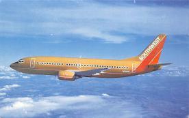 sub061301 - Airplane Post Card