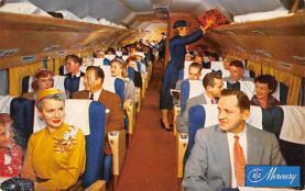 sub061311 - Airplane Post Card