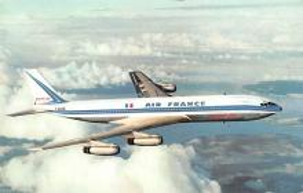 sub061315 - Airplane Post Card