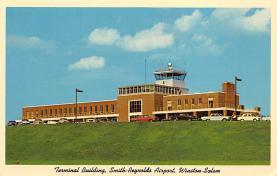 sub061339 - Airplane Post Card
