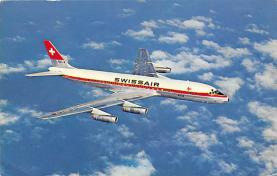 sub061369 - Airplane Post Card