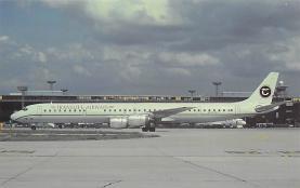 sub061401 - Airplane Post Card
