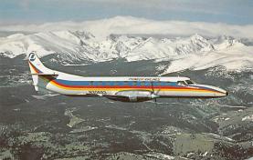 sub061411 - Airplane Post Card