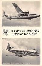 sub061441 - Airplane Post Card