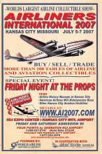 sub061483 - Airplane Post Card