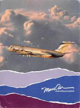 sub061485 - Airplane Post Card