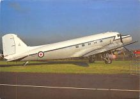 sub061489 - Airplane Post Card