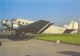 sub061491 - Airplane Post Card